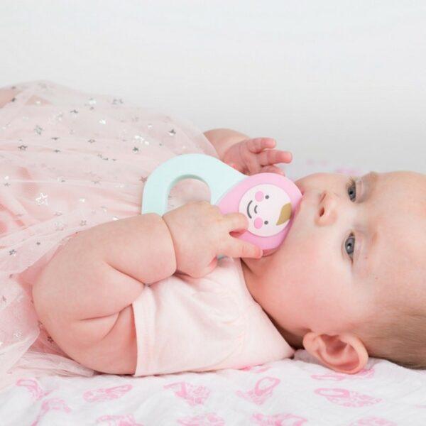 rosa bo kojacy gryzak smakowy kroliczek bo wiek 0 5 600x600 - Gryzak dla dziecka króliczek