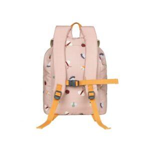 rozowy plecak aske 2 300x300 - Plecak dziecięcy Aske pudrowy