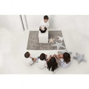 tres estrellas azul 4 300x300 - Dywan dziecięcy trzy gwiazdy niebieska