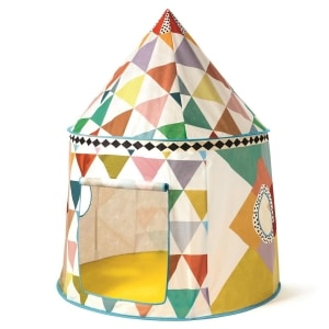 Kolorowy namiot dla dzieci domek