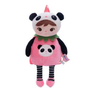 Plecak dziewczęcy laleczka Panda