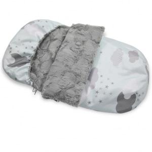 Śpiwór zimowy minty puffs S