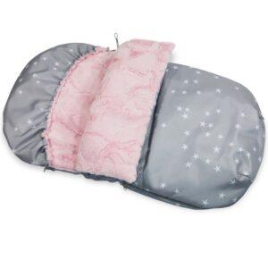 Śpiwór zimowy Fur Blush S