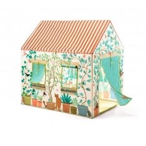 Namiot dla dzieci domek
