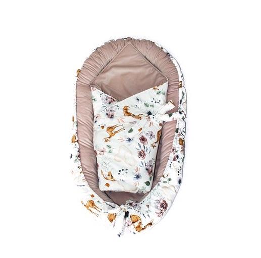 Rożek niemowlęcy leśni przyjaciele