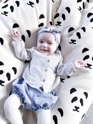 IMG 0661 1000x1333 300x400 - Pufa dla dzieci double pandas