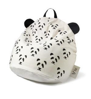 Pufa dla dzieci pandas