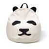 Pufa dziecięca panda i gwiazdy