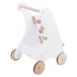 Drewniany edukacyjny chodzik dla dzieci