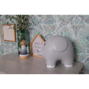 duza skarbonka szary slon jabadabado 2 300x300 - Skarbonka dla dziecka słonik