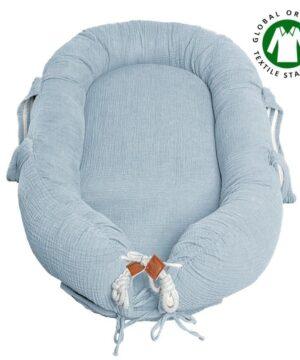 Kokon niemowlęcy Baby Blue