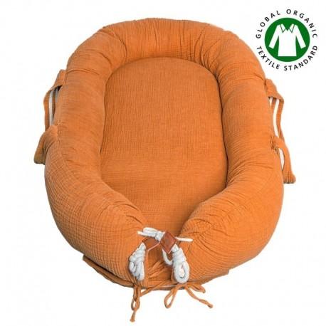 Kokon dla niemowlaka Pumpkin