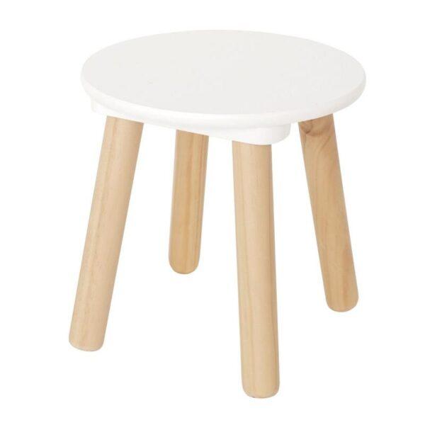 Taborecik dla dziecka drewno