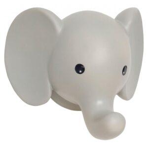 Dziecięca lampka na ścianę słoń