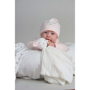 Przytulanka dla niemowląt owieczka