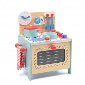 Drewniana kuchnia Blue Djeco