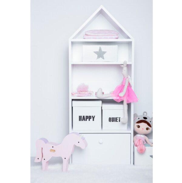 Regał dla dziecka domek Posta