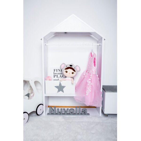 Garderoba dziecięca wieszak Abierto