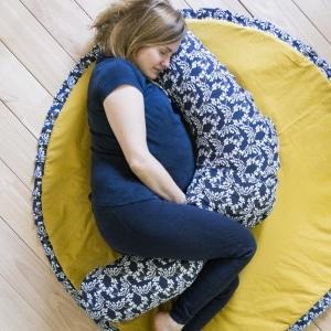Poduszka ciążowa Hanami