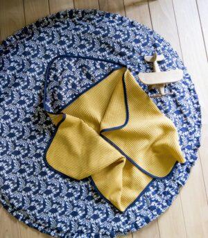 Ręcznik kąpielowy dla dzieci Hanami