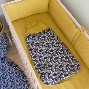 Śpiworek niemowlęcy do spania 80 cm