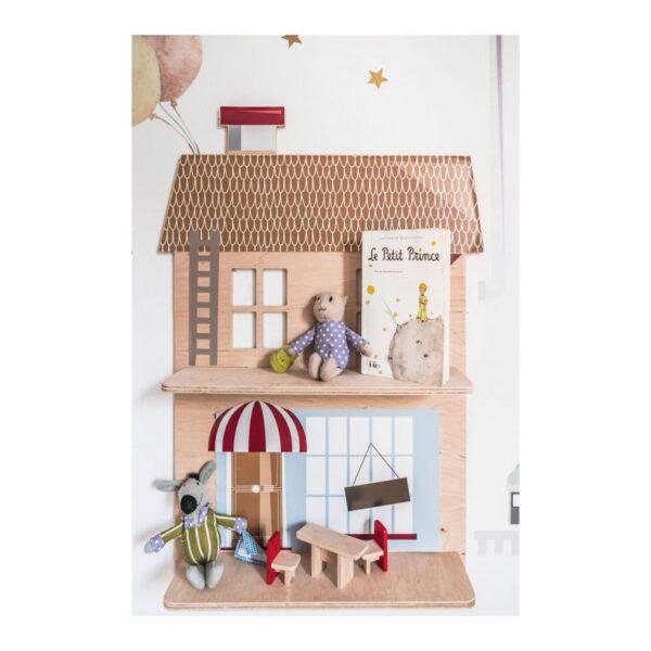 DEKO.WOOD .010 VIS5 600x600 - Półka dla dziecka Vive La France