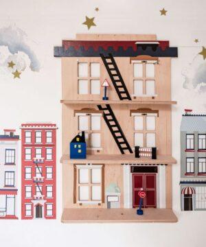 Półka do pokoju dziecięcego New York