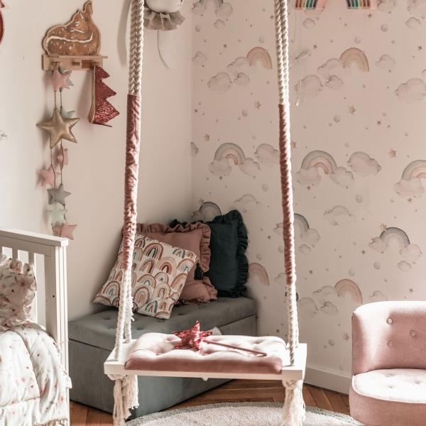 Półka do pokoju dziecięcego sarenka