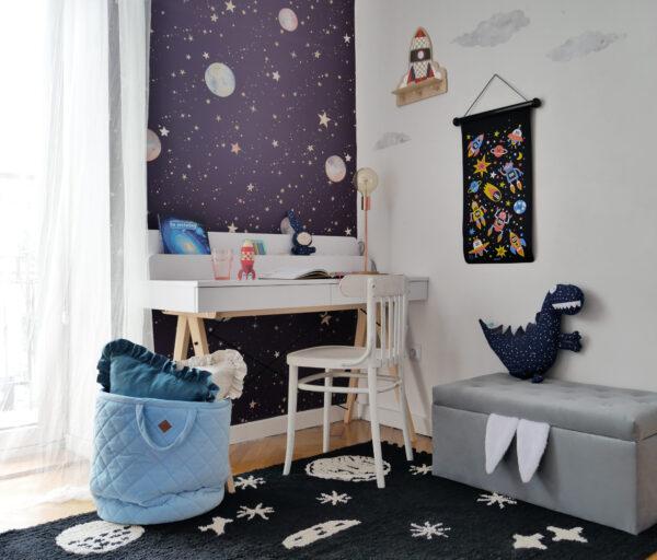 DEKO.WOOD .030 VIS2 600x512 - Półka dla dziecka rakieta