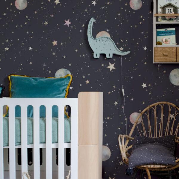 Kopia DEKO.TAP .007  600x600 - Tapeta dla dzieci kosmos