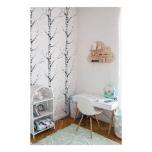 Kopia DEKO.TAP .025 300x300 - Tapeta na ścianę drzewa brzozy