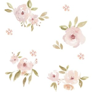 Tapeta na ścianę małe magnolie