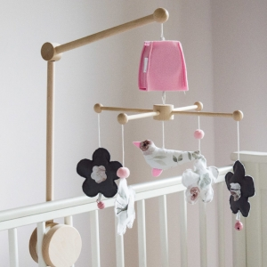 Karuzela nad łóżeczko Magnolia