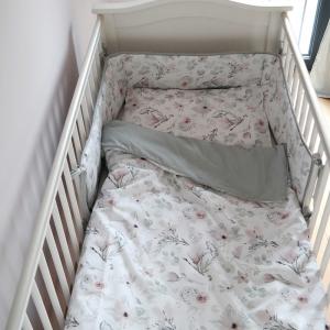 Pościel do łóżeczka Magnolia