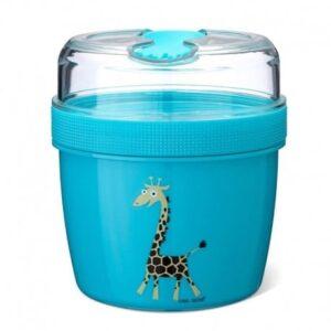 Śniadaniówka dla dzieci giraffe