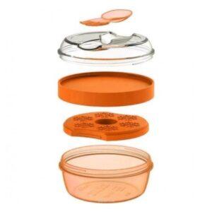 carl oscar n ice cup pojemnik sniadaniowy z wkladem chlodzacy orange moose 2 300x300 - Pojemnik śniadaniowy pomarańczowy
