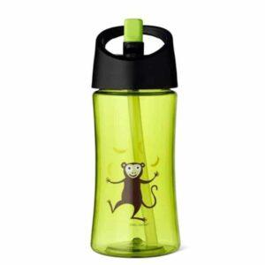 Bidon ze słomką monkey 350 ml