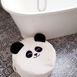 Pufa dla dzieci Mini Panda