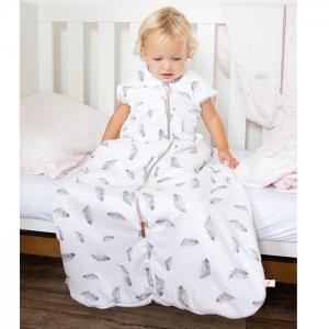 Śpiworek dla dziecka do spania Feather