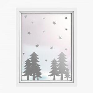 2 max 28 300x300 - Naklejki świąteczne choinki i gwiazdki SW020