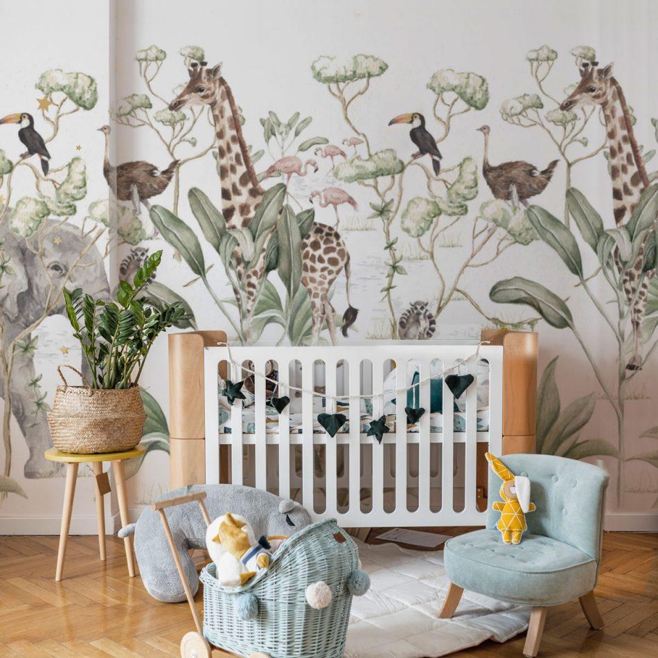 Co na ścianę do pokoju dziecka?