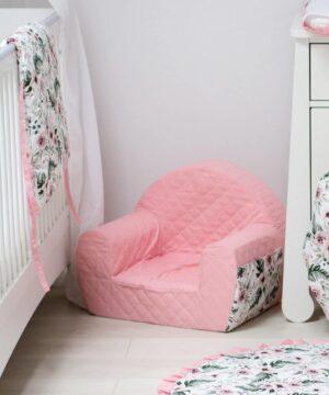 Fotel dziecięcy Peonia