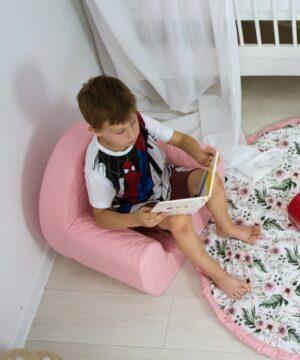 Peonia fotelik 2 1000x1143 300x360 - Fotel dziecięcy Peonia