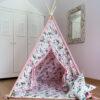 Namiot dla dzieci Tipi Peonia
