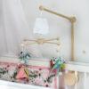 Karuzela nad łóżeczko Peonia