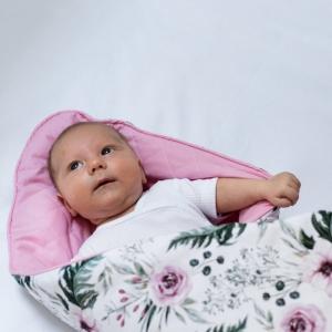 Rożek niemowlęcy Peonia