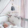 Karuzela nad łóżeczko Ptaszki