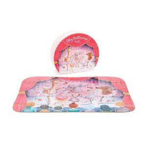 Puzzle dla dzieci słonik Elly