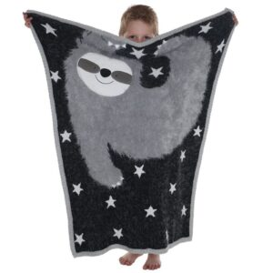 Kocyk dla dzieci leniwiec