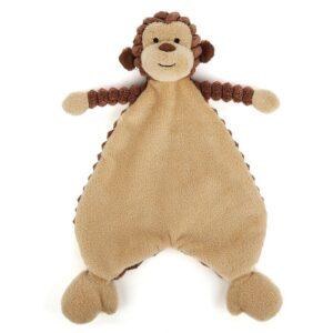 Szmatka przytulanka Małpka Cordy